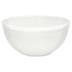 Alice White cereal bowl fra GreenGate - Tinashjem
